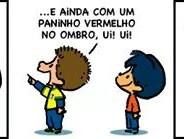 Tirinhas de Armandinhos são censuradas pelo Facebook