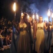 Crescem o número de gregos que adoram os deuses antigos