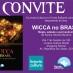Lançamento do livro Wicca no Brasil