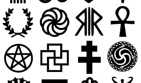 Símbolos das religiões do Paganismo contemporâneo